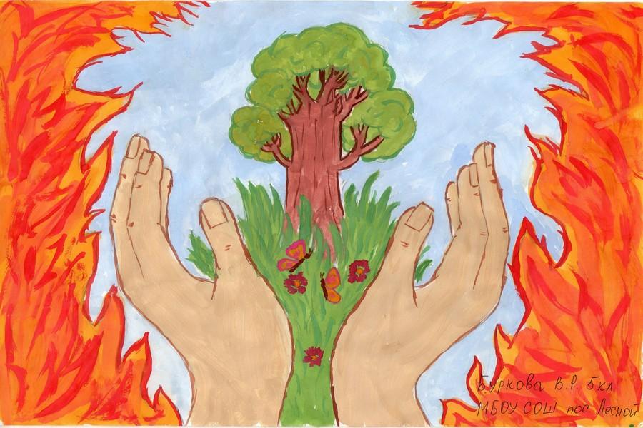 Накануне Светлого праздника Пасхи, маленькие прихожане Всехсвятского храма села Ивановское совместно с родителями провели экологическую акцию Весеннему палу НЕТ! Участники мероприятия рассказали местным жителям о том, почему нельзя жечь траву весной